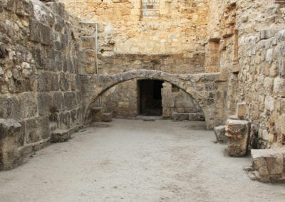 Bethesda: Byzantine Archaeological Church