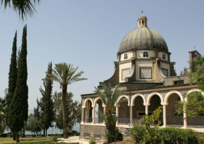 Church of the Beatitudes, Galilee