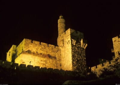 King David's Tower, Jerusalem