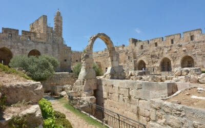 A Pilgrimage of Faith a Journey of Blessing in the Holy Land Nov. 5 – 17, 2019