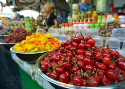 Carmel Market (Shuk Ha'Carmel) Tel Aviv