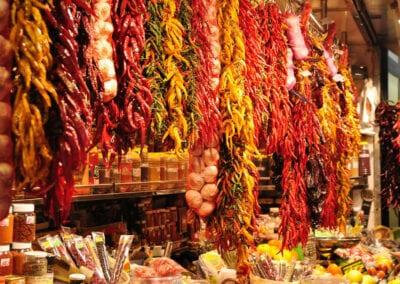 Peppers, Barcelona