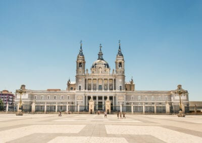Cathedral Almudena, Madrid