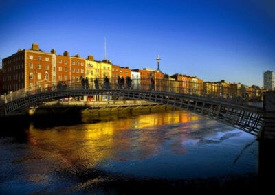 Dublin City Bridge