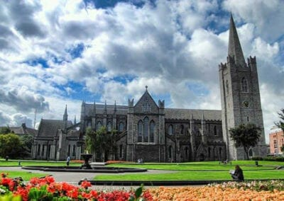 Dublin Saint Patricks Cathedral