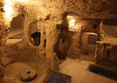Kaymakl-¦ Underground City