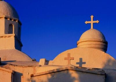 Athens Aghios Georgios Church