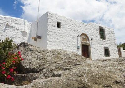 Patmos Cave of Apocalypse Saint Loannis