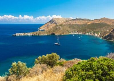 Peloponnese Porto Kagio Achilio Peninsula